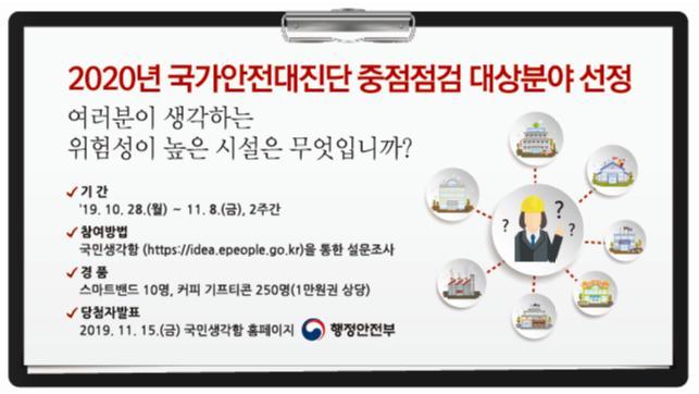 2020년 국가안전대진단 중점점검 대상분양 선정 (새창)