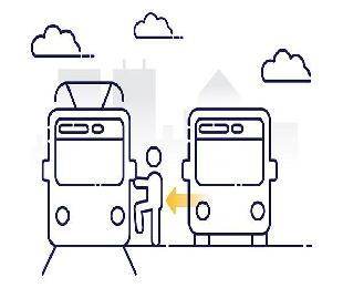 포항 시내버스 복수 결제에 대한 환승제도 개선해주세요 대표이미지