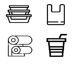 깨끗한 행복 도시 담양을 위해 일회용 플라스틱 포장재, 어떻게 하면 줄일 수 있을까요?